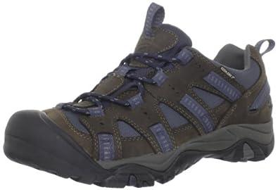KEEN Men's Siskiyou WP Waterproof Trail Shoe,Wren/Gargoyle,7 M US