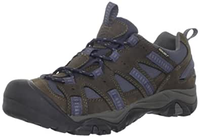 KEEN Men's Siskiyou WP Waterproof Trail Shoe,Wren/Gargoyle,8 M US