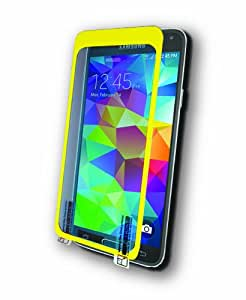 Symtek TS-TG-405 TekShield Tempered Glass Screen Protector for Samsung Galaxy S5, Clear