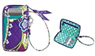 Vera Bradley All in One Wristlet in H…