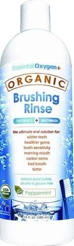 Essential Oxygen Brushing Rinse 16 Oz
