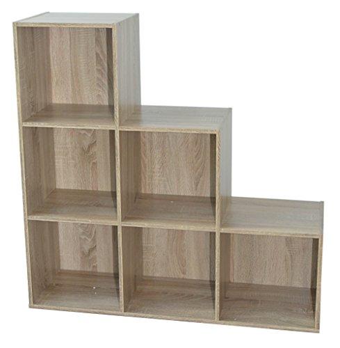 alsapan 483662 meuble de rangement panneaux ch ne 93 x 30 x 94 cm 123chantier