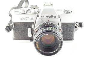 Minolta SRT 101 35mm SLR film camera
