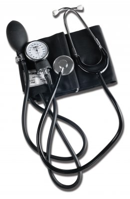 Labtron 240X Home Blood Pressure Kit with Separate Stethoscope, Large Adult (Cotton Blood Pressure Cuff compare prices)