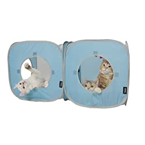 Pop Open Kitty Play Cube (Colors Vary)