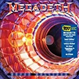 MEGADETH Super Collider CD+3 BONUS 2013 US Import BEST BUY EXCLUSIVE