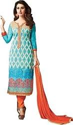 Surat Dream chanderi cotton salwar suit (ms101)
