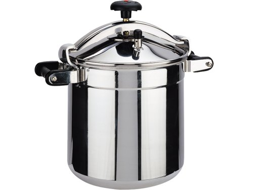 Magefesa CHEF Aluminum, 16-Quart, Fast Pressure Cooker