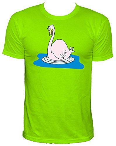 neon-mens-t-shirt-sweet-schwan-neongrun-xxl