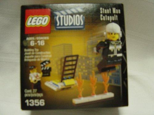LEGO Stunt Man Catapult (1356)