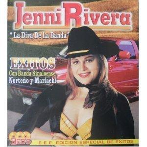 La Diva De La Banda by Jenni Rivera (2010) Audio CD - Amazon.com