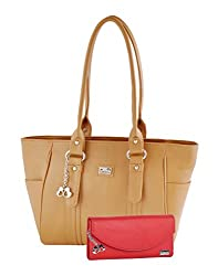 Goldmine Multicolor Hand Bag ( Combo )