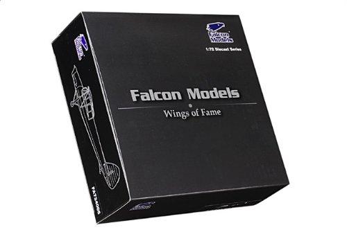 1:72 ファルコンモデルズウィングス of Fame FA724005 Fiesler Fi 156 Storch ダイキャスト モデル Luftwaffe, Campo Imperatore, I