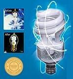 Ionic 15 Watt Ionic Bulb Air Freshening CFL Light Bulb by Viatek