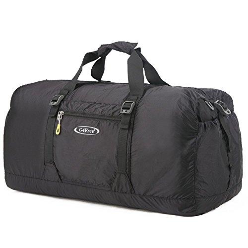 g4free 45l leichte faltbare sporthalle reise seesack bernacht wochenende reisetasche. Black Bedroom Furniture Sets. Home Design Ideas