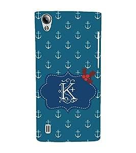 EPICCASE anchor of k Mobile Back Case Cover For Vivo Y15 (Designer Case)