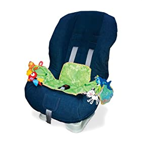 Fisher-Price Rainforest Car Seat Protector Plus (Discontinued by Manufacturer)