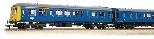 Bachmann Class 108 2 Car DMU BR Blue (DCC On Board)