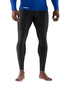 Under Armour Men's UA EVO ColdGear® Compression Leggings Large Black