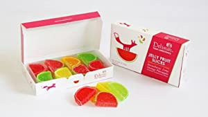 Delisun Gourmet Jelly Fruit Slices (Classic)