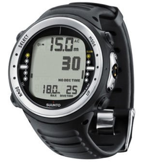 Suunto D4 Wrist Computer ~Includes now FREE the Digital online class to get the most out of your dive computer