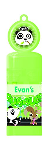 John Hinde dPal Bubbles Evan Bottle, One Color, One Size