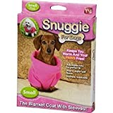 Snuggie for Canines in Pink - As Noticed on Tv