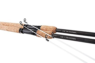 Korum New Barbel 12' 2lb Fishing Rod