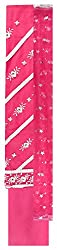Hi Style Fashion Women's Net Unstitched Dress Material (Pink)