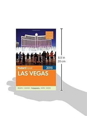 Fodor's Las Vegas 2015 Travel Guide