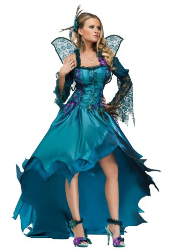Fun World Women's Peacock Costume