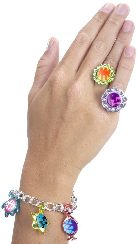 Color Splasherz Ring and Charms - 1