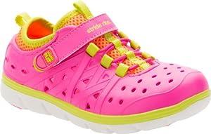Stride Rite Made 2 Play Phibian Water Shoe (Toddler/Little Kid), Pink, 11 M US Little Kid