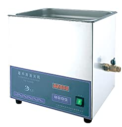 YJ 10L Dental Ultrasonic Cleaner YJ-5200D with Timer 110V