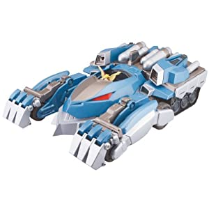 Thundercat Tank on Thundercats Thunder Tank  Amazon Co Uk  Toys   Games