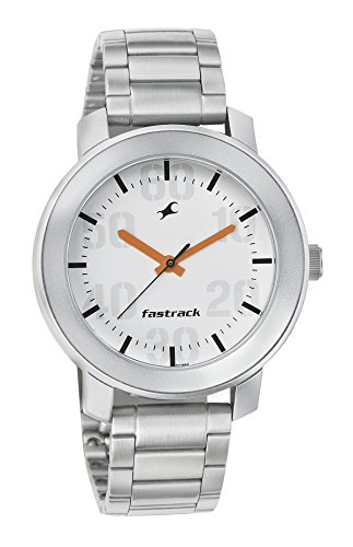 Fastrack-Casual-Analog-White-Dial-Mens-Watch-3121SM01