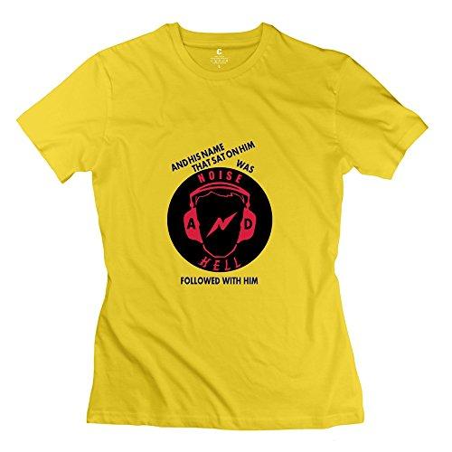 Wei-Jr Women'S Noise Hell 3 Dance T-Shirt Xs