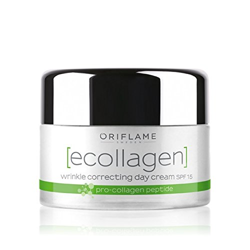 Ecollagen Wrinkle Correcting Day Cream 50 Ml SPF15