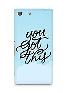 AMEZ you got this Back Cover For Sony Xperia M5