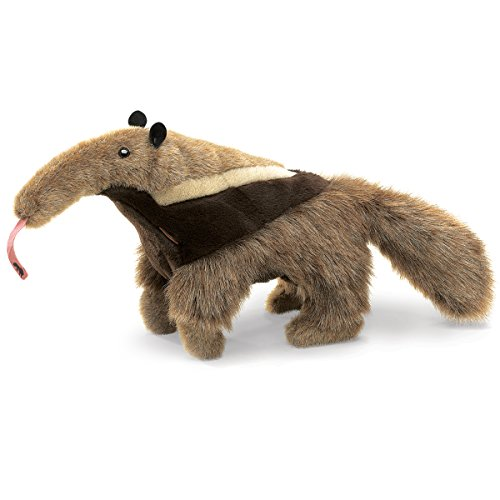Folkmanis Anteater Hand Puppet
