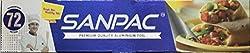 sanpac aluminium foil roll [premium quality]