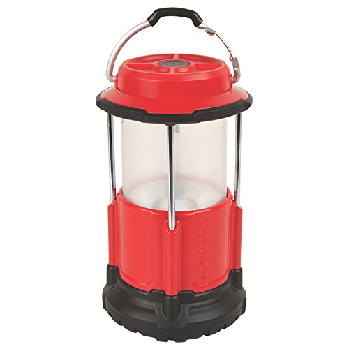 Coleman Company Conquer Pack Away 650 lm LED Lantern, Red/Black (Coleman Packaway Led Lantern compare prices)