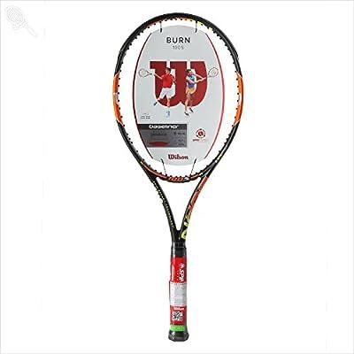 Wilson Burn 100 S Tennis Racquet WRT7254103