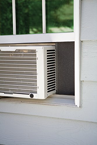 Duck brand 1286294 air conditioner foam insulating panels for 18 inch window air conditioner