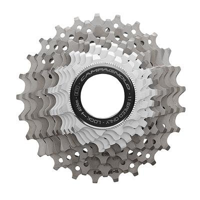 Campagnolo 2014 Super Record 11-Speed Steel/Ti Road Bicycle Cassette