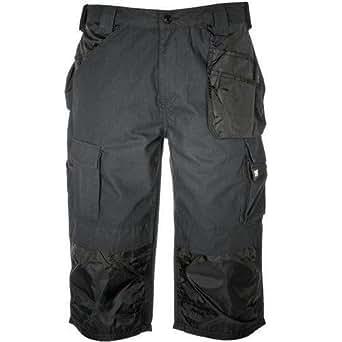 Caterpillar C1820903 DL Pirate Workwear Shorts Side Front Pockets Waist Size (Inch) 38