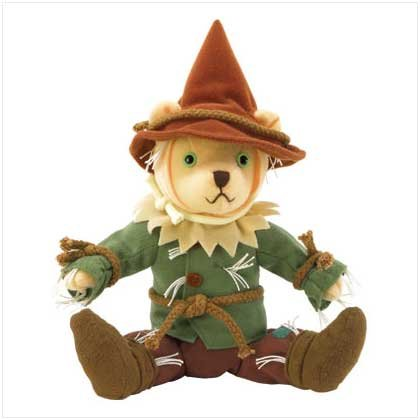 Scarecrow Wizard Of Oz Bear - Buy Scarecrow Wizard Of Oz Bear - Purchase Scarecrow Wizard Of Oz Bear (SunRise, Toys & Games,Categories,Stuffed Animals & Toys,Teddy Bears)