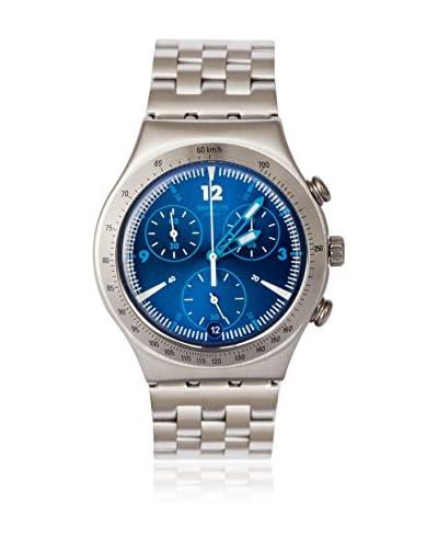 Swatch Quarzuhr Man RHYTHMIC BLUE YCS575G 40 mm