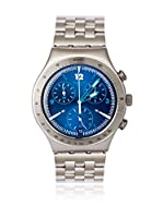 Swatch Reloj de cuarzo Man RHYTHMIC BLUE YCS575G 40 mm