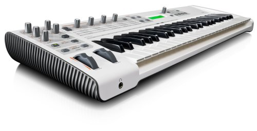 Learn More About M-Audio Venom 49-Key Synthesizer with Pro Tools Compatible USB Audio and MIDI Inter...